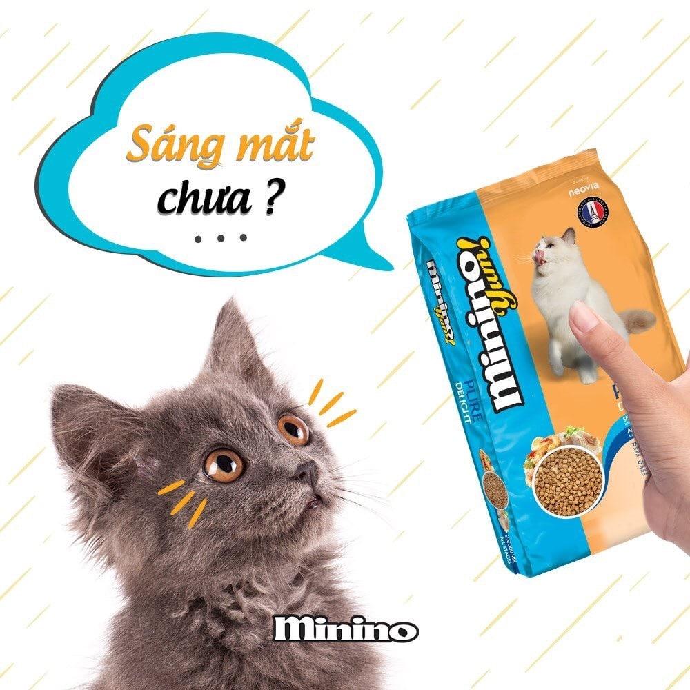 Sản phẩm Minino cho mèo
