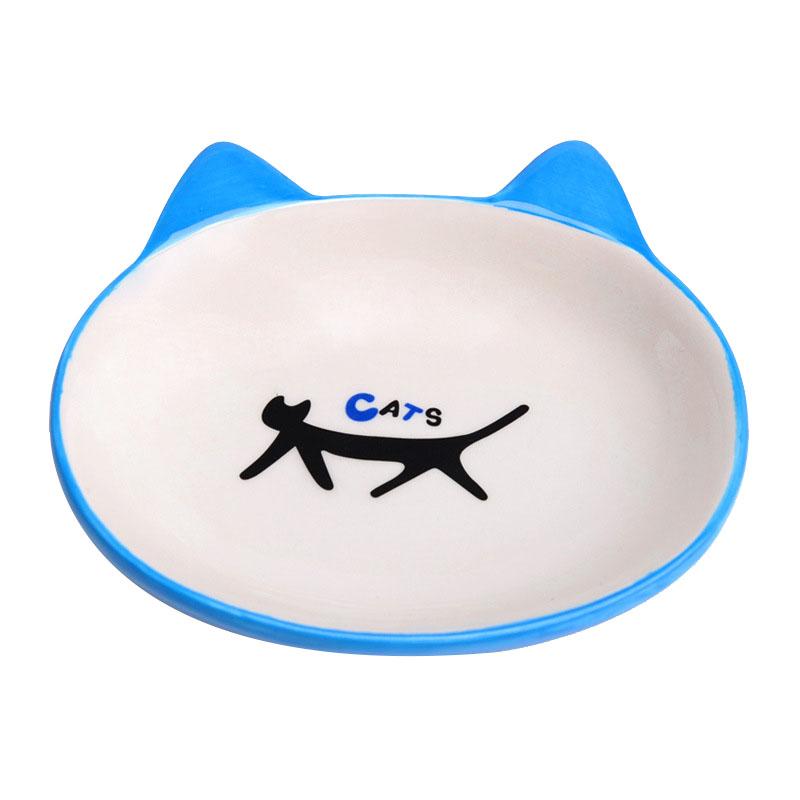 Bát ăn sứ cho chó mèo