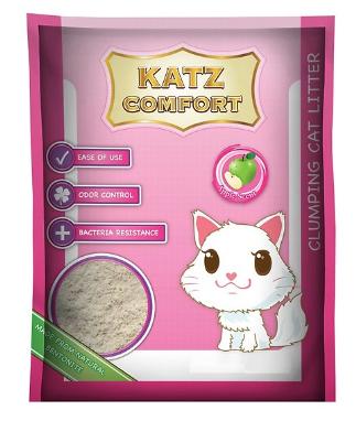 Cát mèo Katz Comfort của Me-O