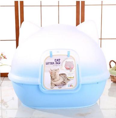 Toilet cho  mèo