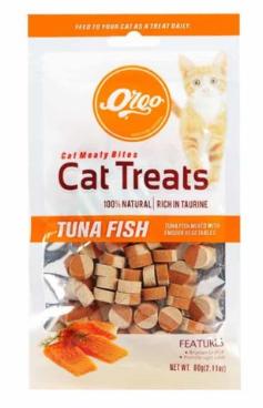 Thức ăn Orgo cho mèo